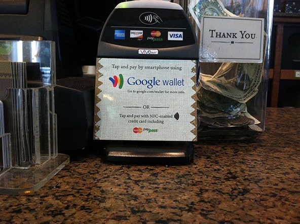Google Wallet's PayPal Moment
