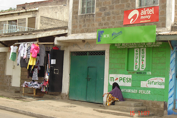 M-Pesa's Success Spurs a Start-up Boom in Kenya