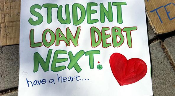 Feeding the Student Loan Black Hole