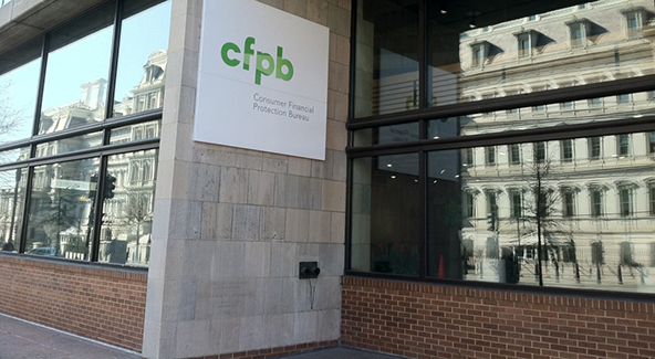 On CFPB's General Lawlessness