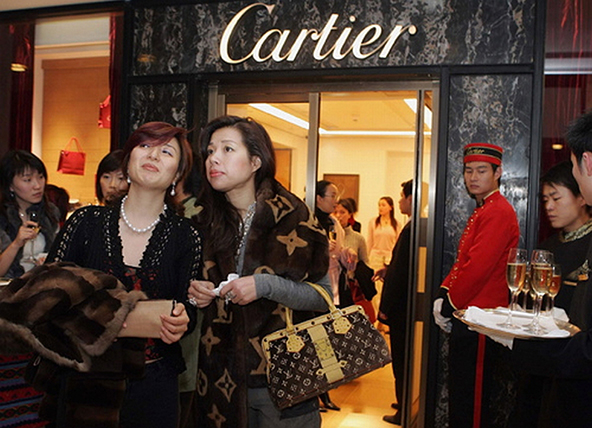 How the Rise of China's UnionPay Benefits Western Luxury Brands
