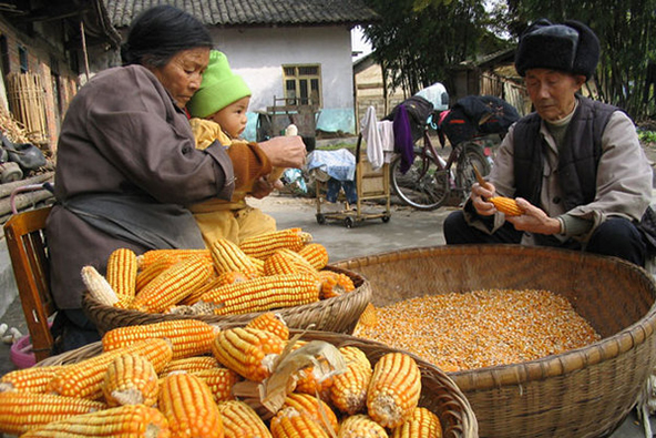 Getting Paid in China's Hinterland
