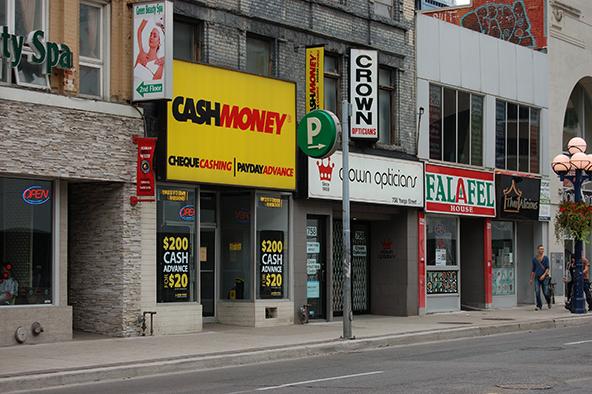 Payday Lending Wells Fargo Style