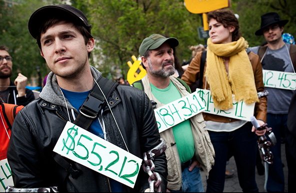 U.S. Student Debt Problem Quickly Deteriorates