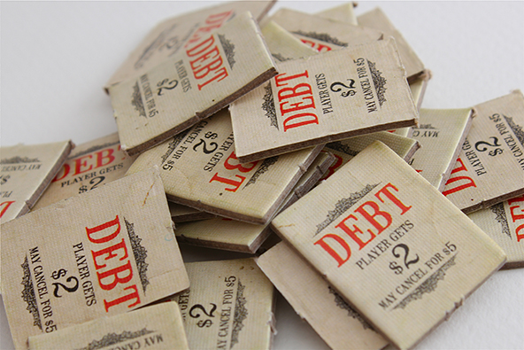 U.S. Household Debt Keeps Falling, Delinquencies Improve Sharply