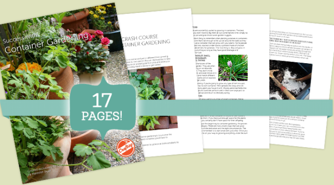 Free 23 E-Books & Labels on Arts, Crafts, Cooking, & Gardening from Craftsy!