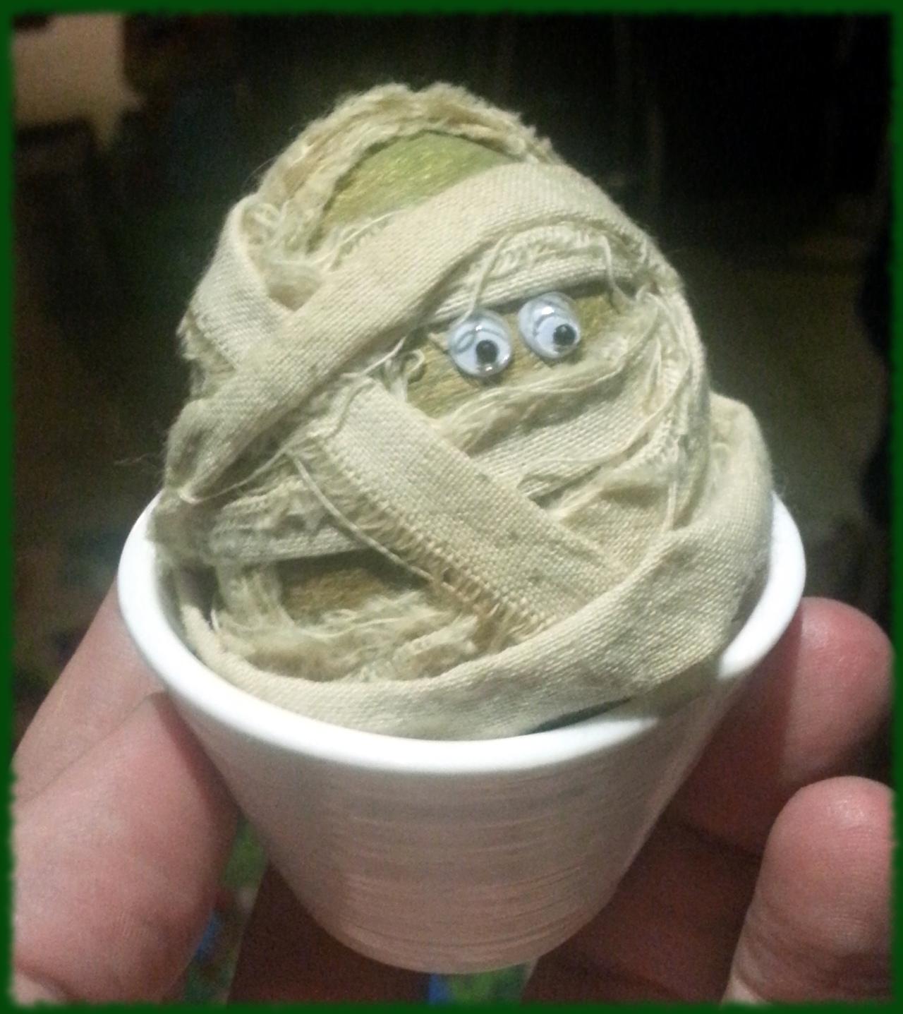 Mummy Egg