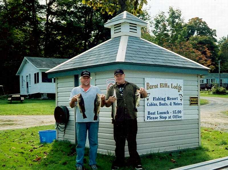 The Catch at Burnt Hills Lodge and Cottages
