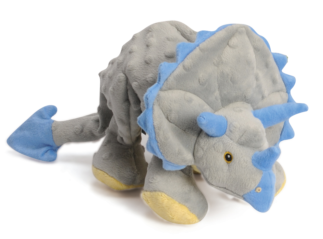 Dino Frills the Triceratops