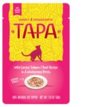 TAPA Salmon and Beef 1.76oz, 8ct Display