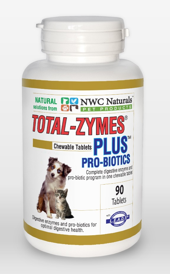 Total-Zymes® Plus™ 90 tablets
