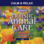 Herbal Extracts - Calm & Relax 1 fl. oz.
