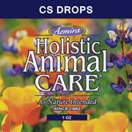 Homeopathics - CS Drops 1 fl. oz.