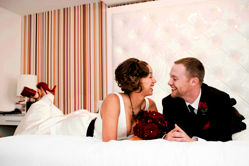After the Ceremony - Photography by Moonlighting Photography, Las Vegas