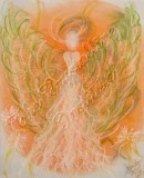 Wisdom of the Angels - abundance, Angel Gifts, Angelic Art, angels, Art, attraction, believe, desires, emotions, healing art, inspiration, manifestation, New age gifts, raising vibrational frequency, spirituality, Visionary Art angel art