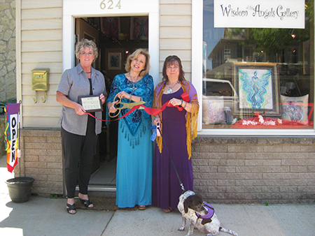 Delafield Chamber New Member Photo Wisdom of the Angels1