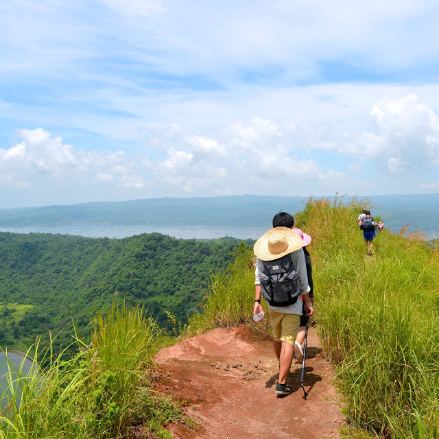 CONQUERING TAAL VOLCANO