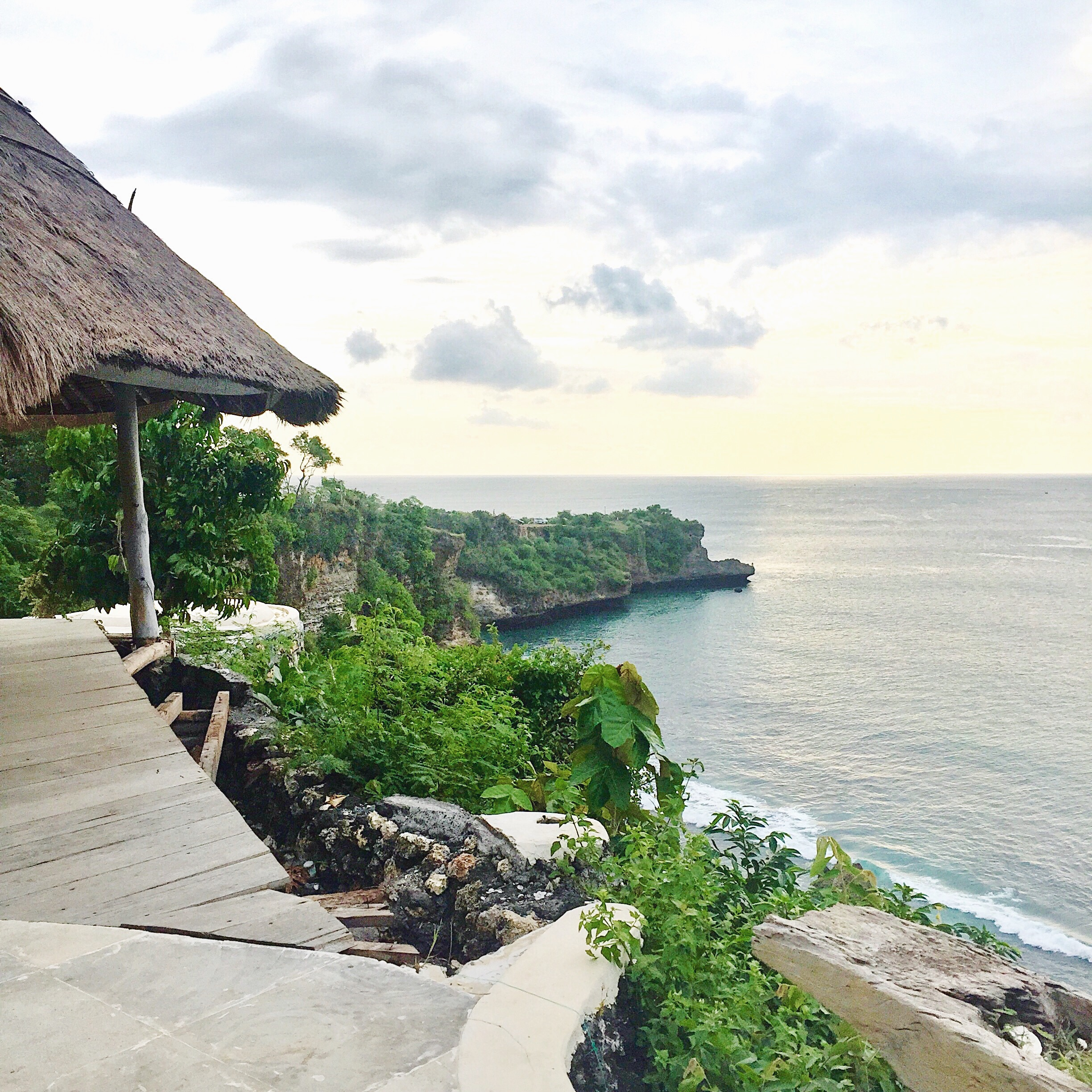 Bali Hotel with breathtaking ocean view