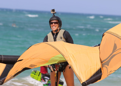 blog: Ode to girs who kitesurf,