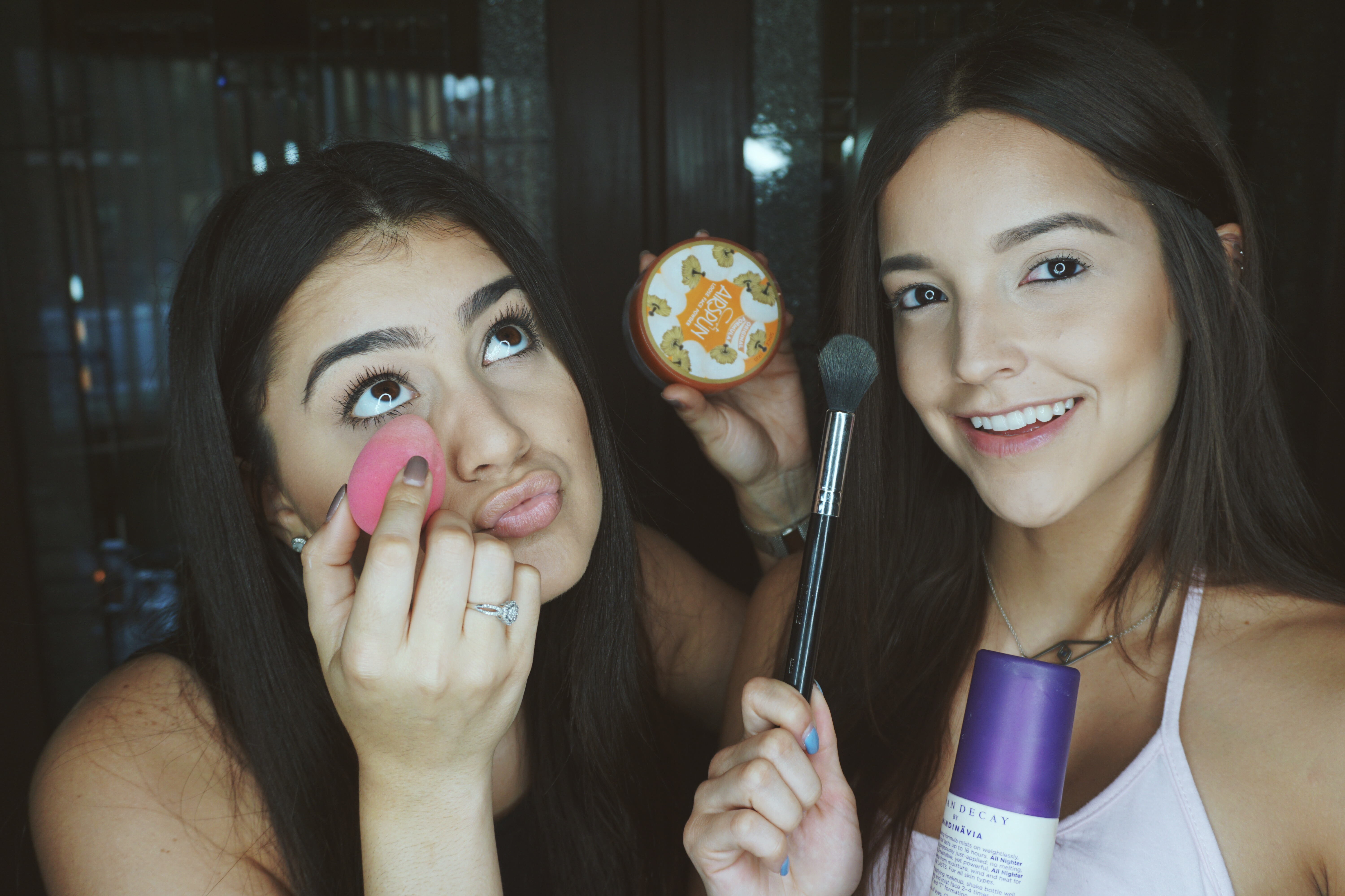 """How To """"Bake"""" Your Face"""