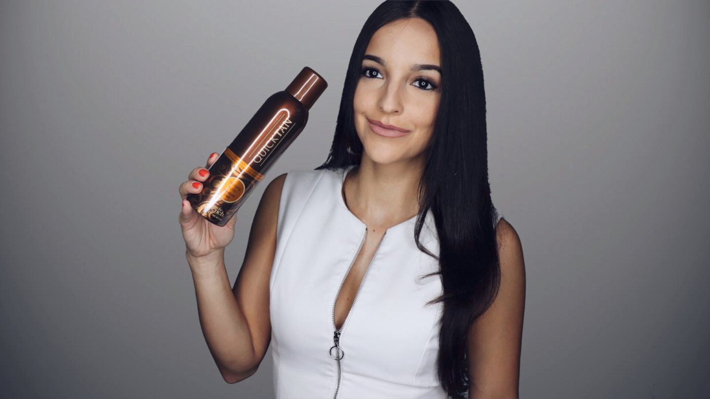 Body Drench- Quick Tan Instant Self Tanner Review
