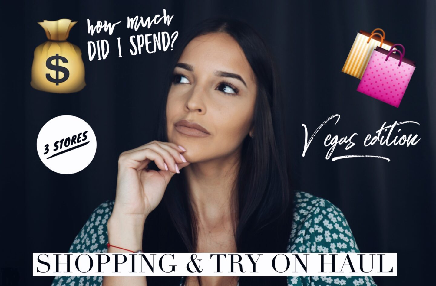 Shopping + Try-on Haul (Vegas Edition)