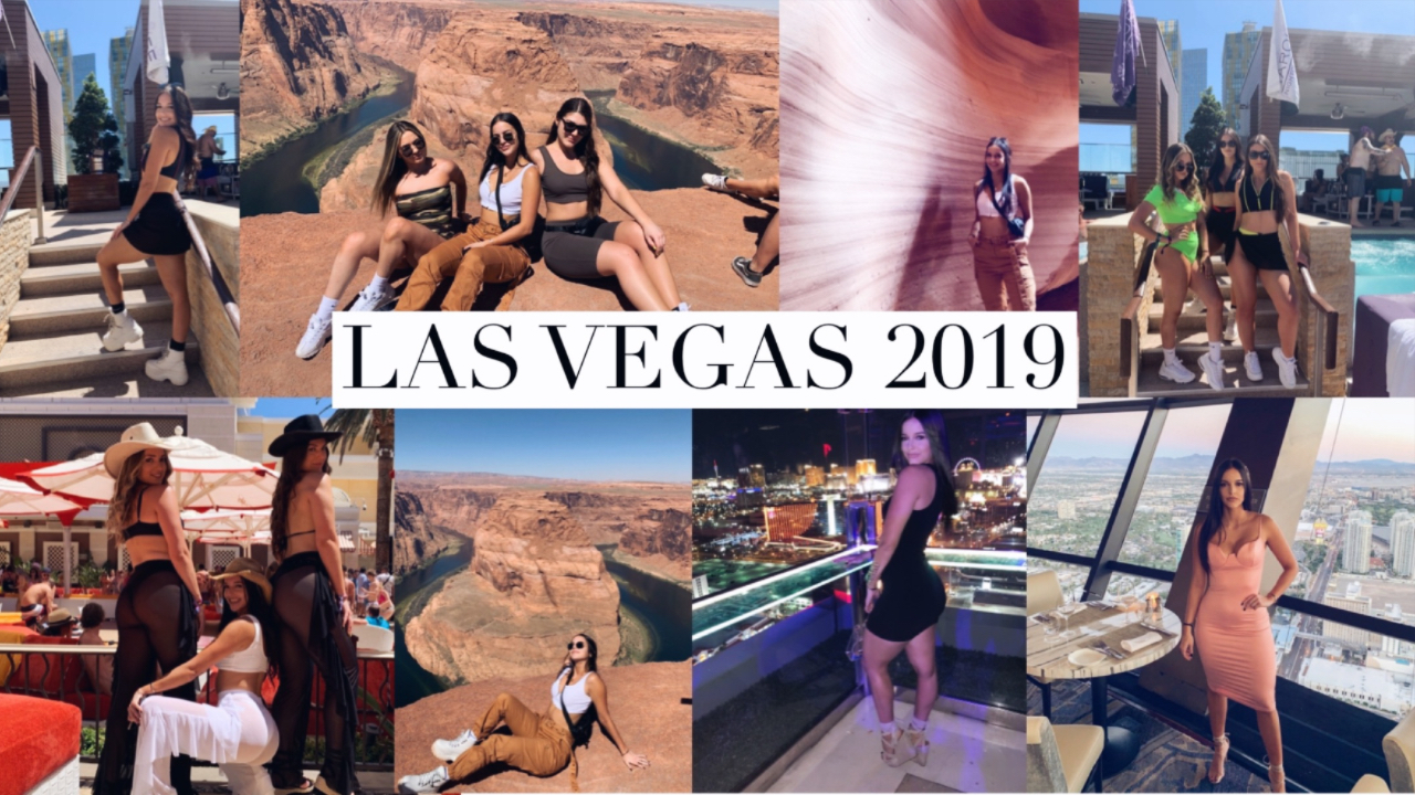 Vegas Vlog & Tips