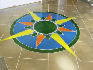 CUSTOM CONCRETE ETCHING PELHAM AL