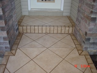 DECORATIVE CONCRETE INSTALLER AUBURN AL