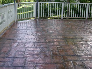 DECORATIVE CONCRETE INSTALLER BIRMINGHAM AL