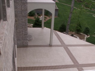 DECORATIVE CONCRETE INSTALLER MONTGOMERY AL