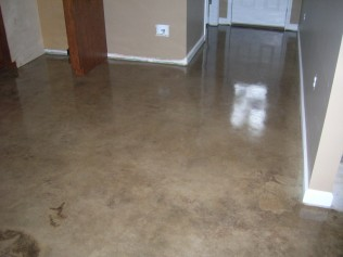 POLISHED CONCRETE CLANTON AL
