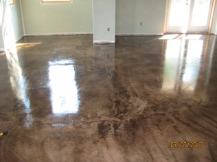 POLISHED CONCRETE MONTGOMERY ALABAMA