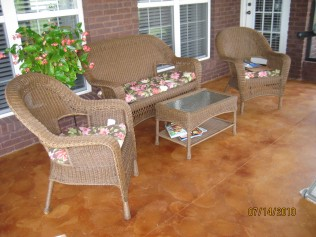 STAMPED CONCRETE ALEXANDER CITY AL