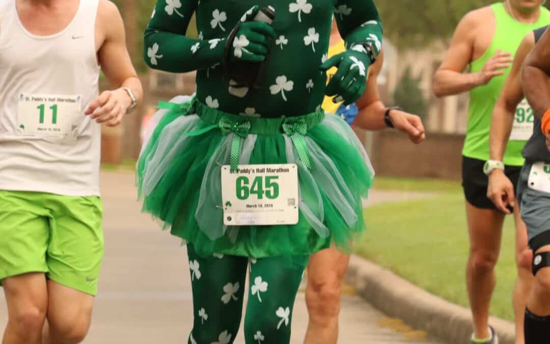 St Paddys Day Half Marathon and 5k