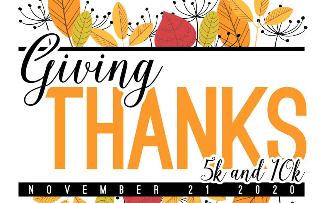 REV365 Giving Thanks 5k 10k