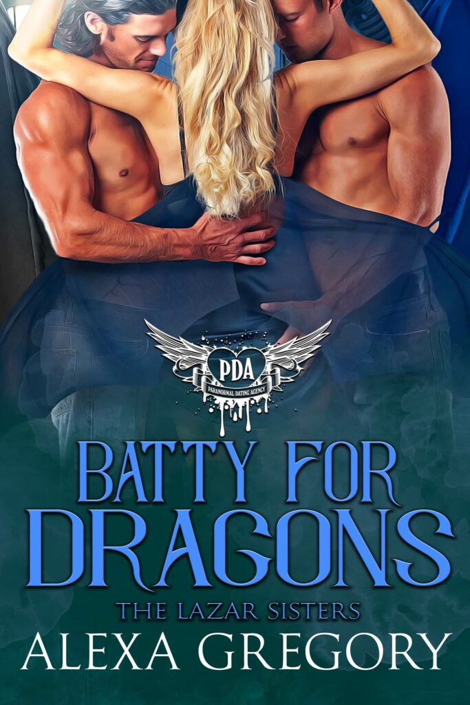 Book Cover: Batty For Dragons