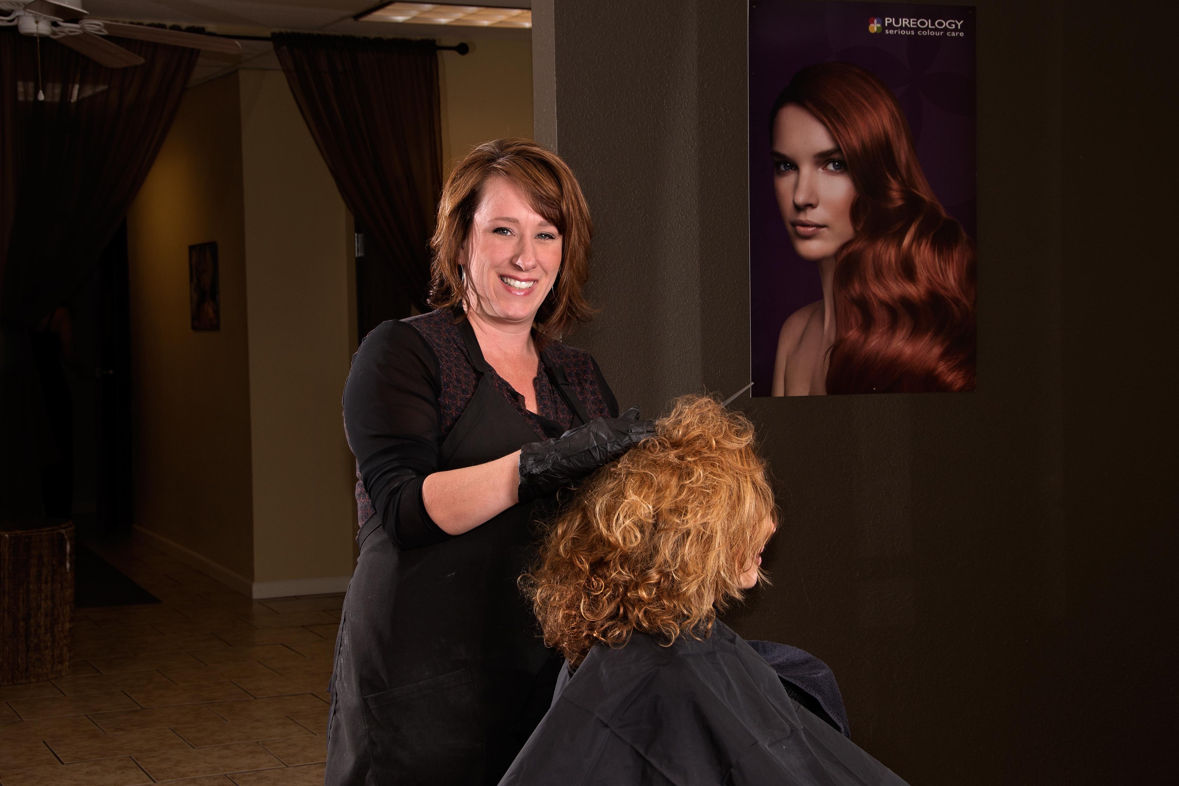 Stephaine Jensen - Hair Stylist at Salon Nevaeh in Littleton, CO