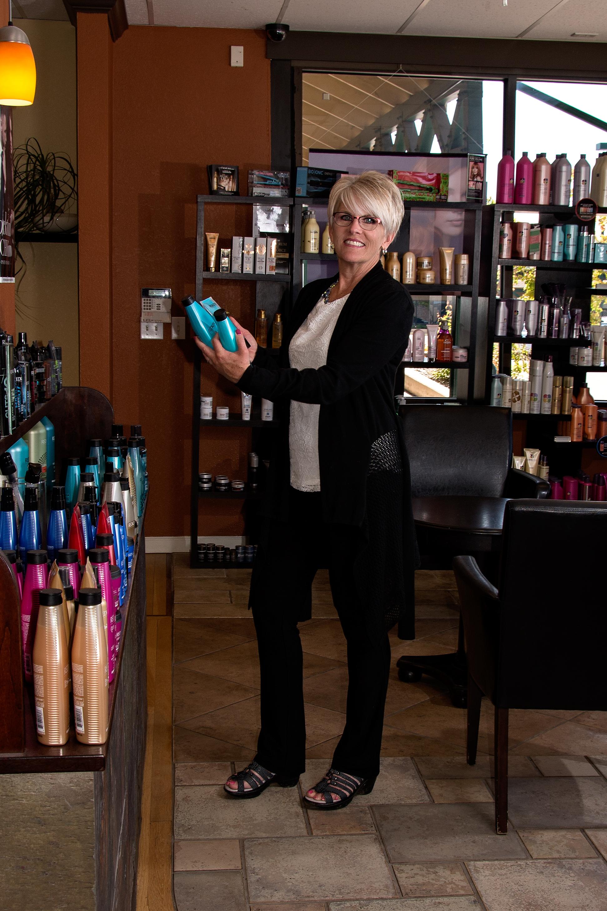 Cheri Frank - Hair Stylist at Salon Nevaeh in Littleton, CO