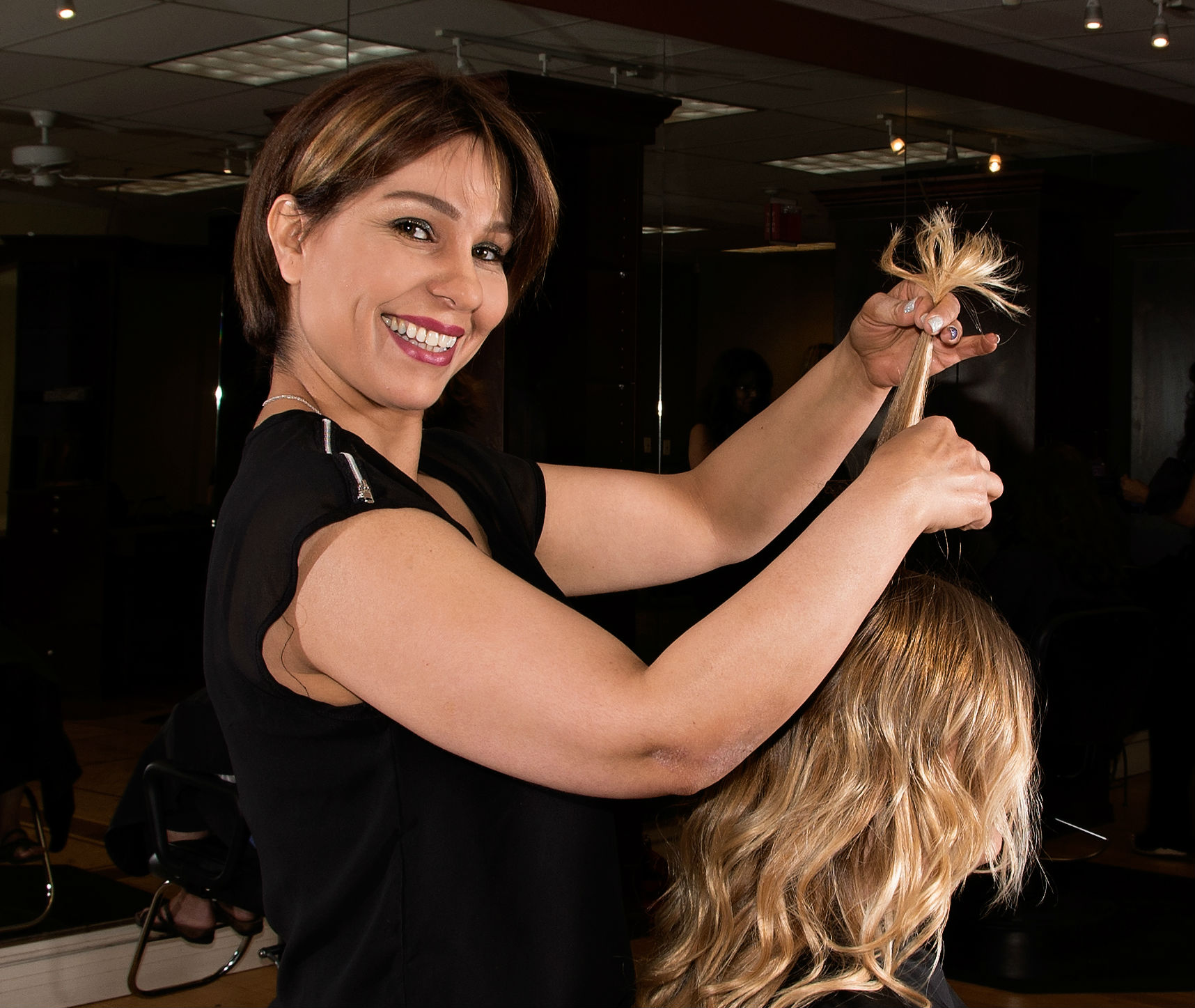 Mary Nowroozi - Hair Stylist at Salon Nevaeh in Littleton, CO