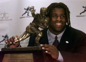 Ricky Williams Heisman