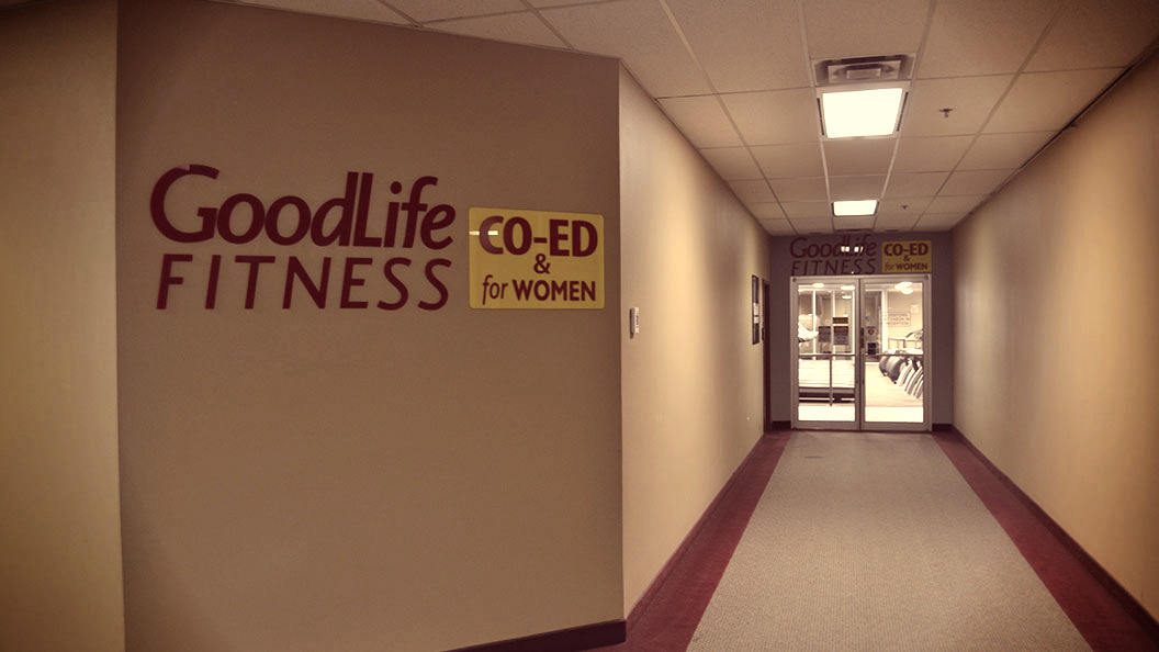 Goodlife Fitness Storefront