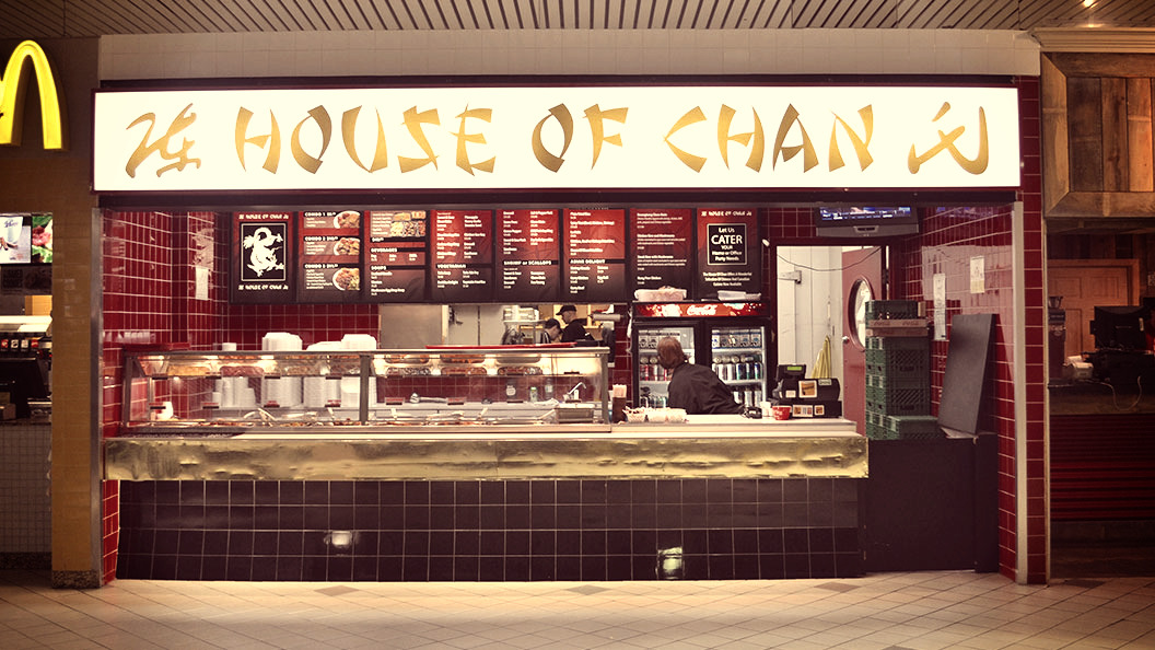 House of Chan Storefront