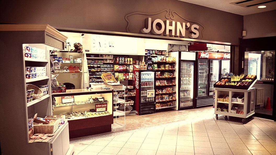 John's Storefront