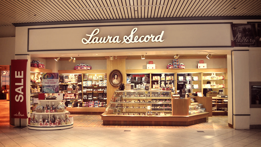 Laura Secord Storefront
