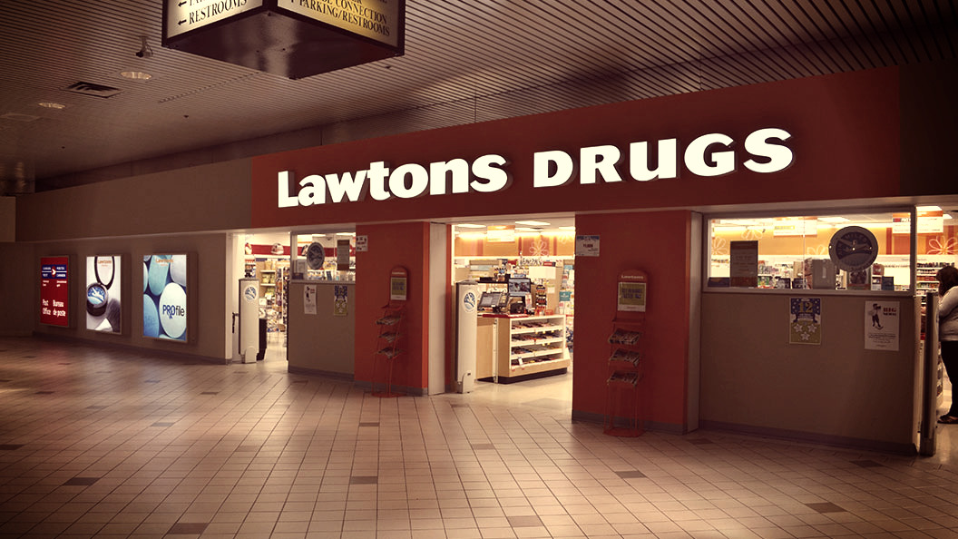 Lawtons Drugs Storefront