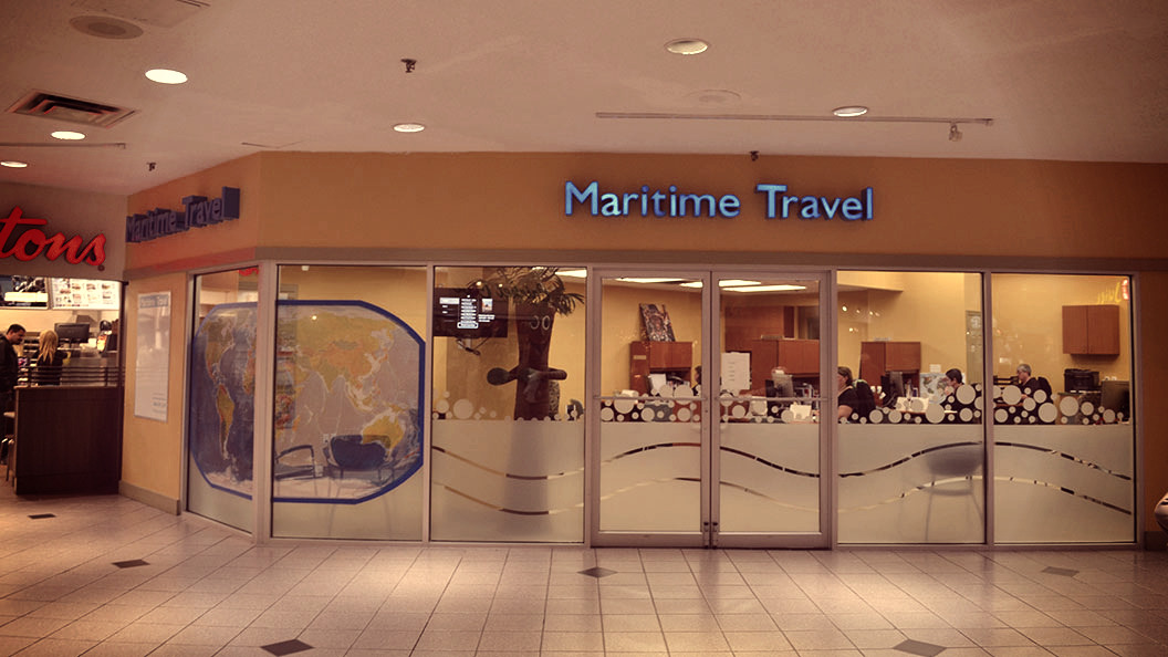 Maritime Travel Storefront