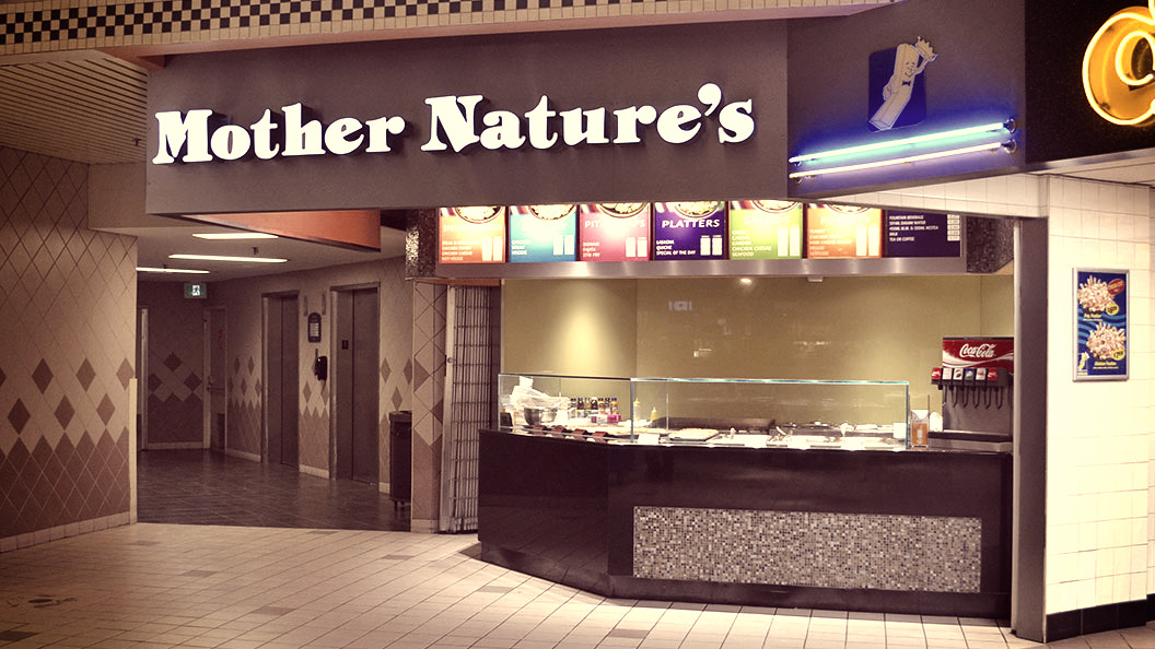 Mother Natures Storefront