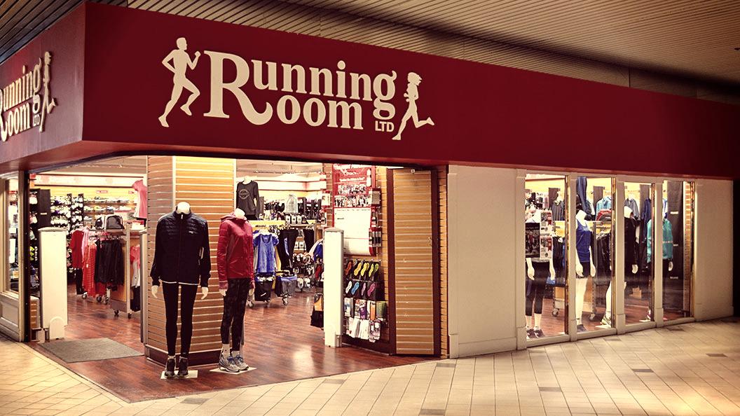 Running Room Storefront