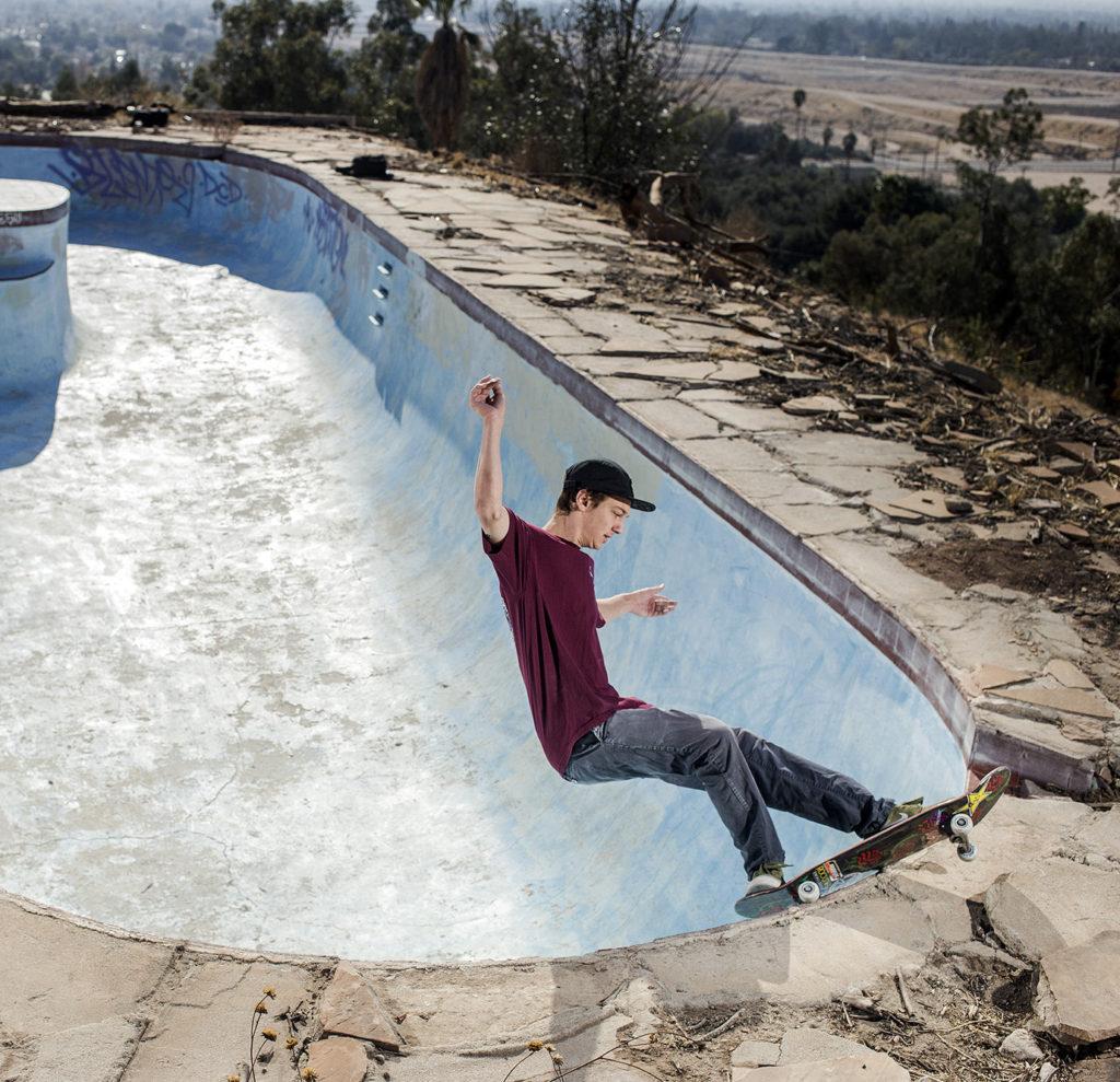 tristan rennie usa skateboarding